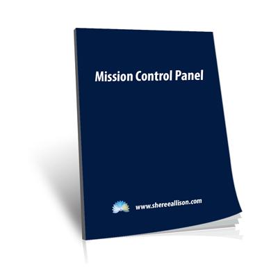 Mission Control Panel